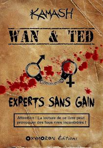 WAN & TED - EXPERTS SANS GAIN - numérique - KAMASH
