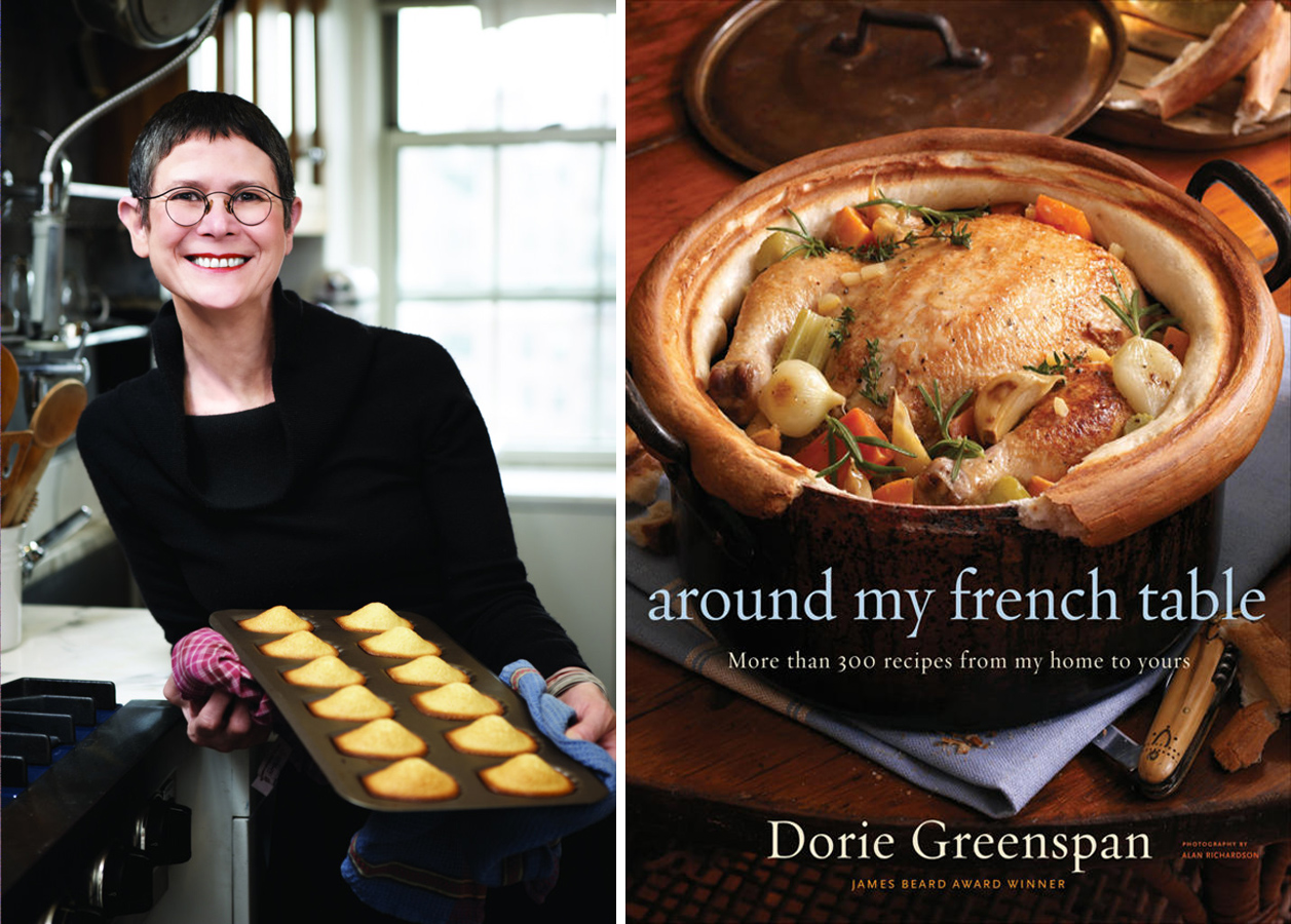 Lost In Cheeseland: Franco File Friday: Dorie Greenspan