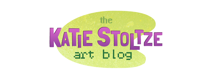 Art! Blog! Katie Stoltze.