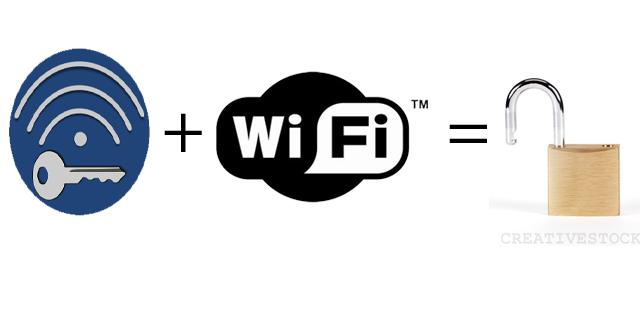 (Aporte) Router keygen desifra claves de modems wifi