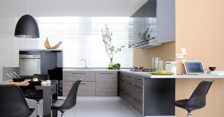 Dise o de cocinas con mucha iluminaci n cocina y muebles - Iluminacion muebles cocina ...