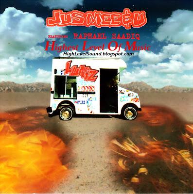 Luniz Feat. Raphael Saadiq - Jus Mee & U-(Promo_CDS)-1997-hlm