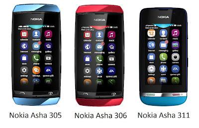 Harga HP Nokia Asha Layar Sentuh Terbaru