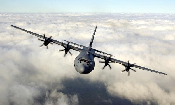 TNI AU Inginkan Satu Skuadron Pesawat Angkut Militer Hercules Tipe J