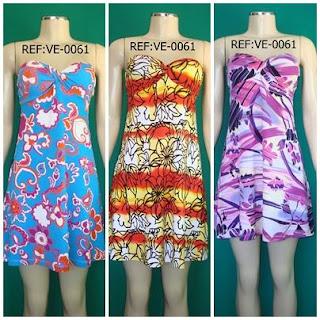 Comprar Atacados de Vestidos