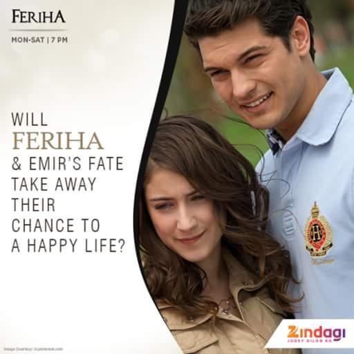 Feriha Serial Hindi Me Zindagi - Song Download Mp3