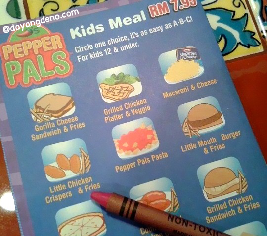 Kids Meal?