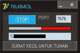 Injek Telkomsel Free Aquid Anti Limit