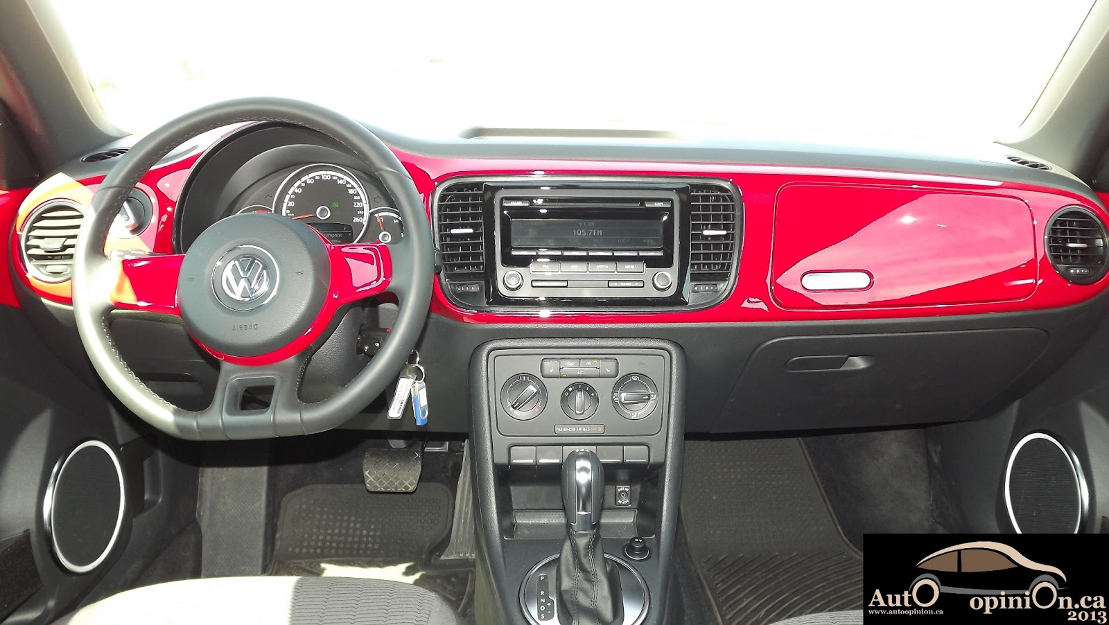 auto essai routier volkswagen beetle tdi 2013. Black Bedroom Furniture Sets. Home Design Ideas