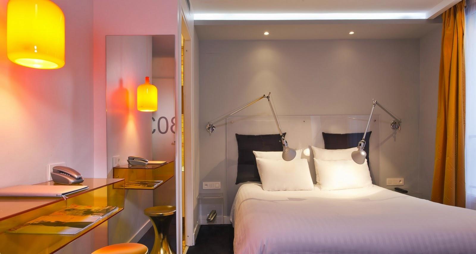 5 hotel di charme a basso costo a parigi viaggiolibera for Design hotel lizum 1600