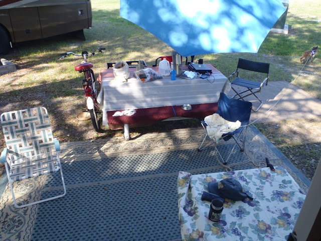 Wickham Park  Campground in Melbourne Florida by http://DearMissMermaid.Com