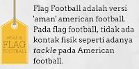 What is Flag Fotball?