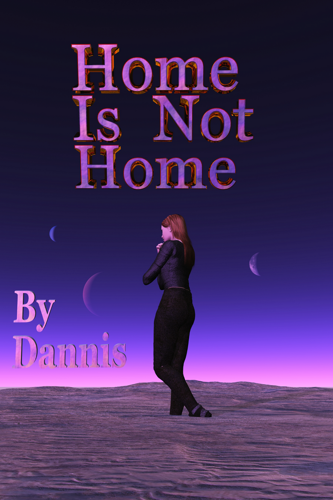 Home Is Not Home In Trade Paperback!