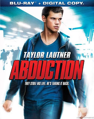 Abduction (2011) Blu Ray Rip 625 MB dvd cover, abduction dvd cover, abduction, blu ray dvd cover