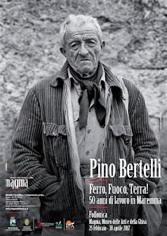 «FERRO, FUOCO, TERRA! 50 ANNI DI LAVORO IN MAREMMA»: LA NUOVA MOSTRA FOTOGRAFICA di Pino Bertelli