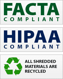 HIPAA Compliant Shredding