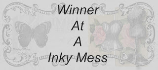 Winner over at A Inky Mess!