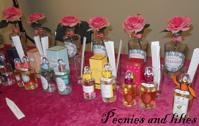 Qvc Beauty Bash And Decleor Mini Facial Peonies And Lilies