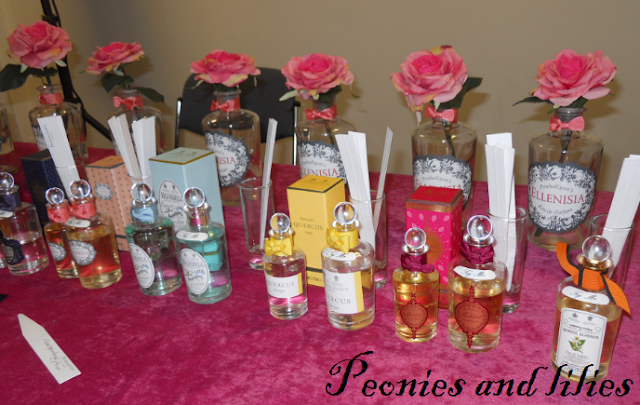 Penhaligons, QVC beauty bash,