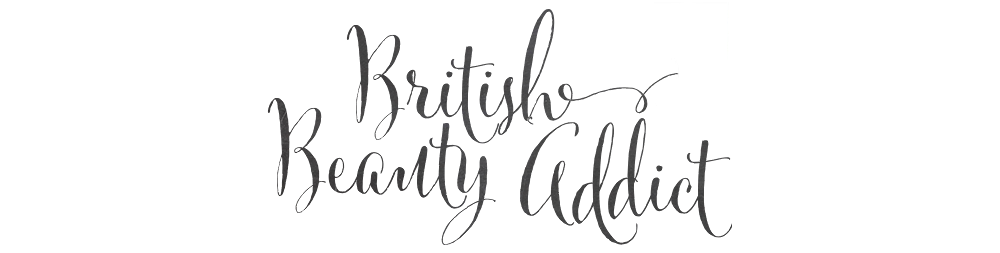 BRITISH BEAUTY ADDICT