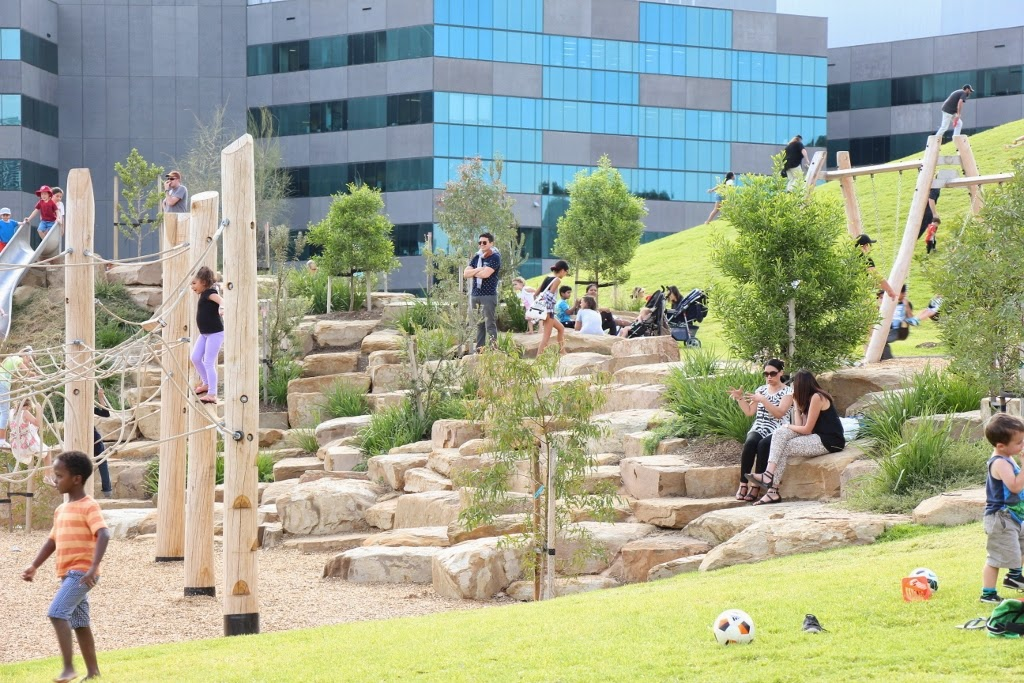 Precious childhood nature playgrounds a place for children and families - Natural playgrounds for children ...