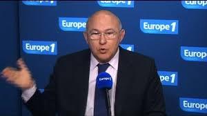 Le ministre du Travail, Michel Sapin