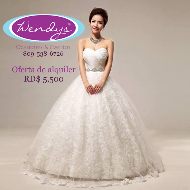 Comprar vestidos de novia republica dominicana