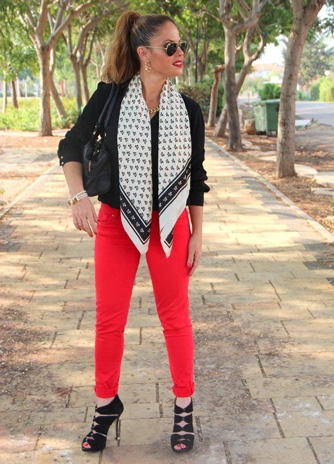 בלוג אופנה Vered'Style סטייל פפיוני