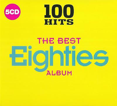 100 Hits The Best Eighties Álbum 2018 5CD Mp3 320 Kbps