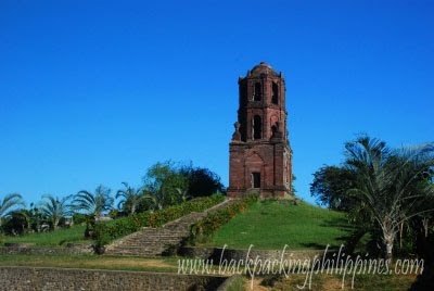 bell tower bantay church ilocos sur