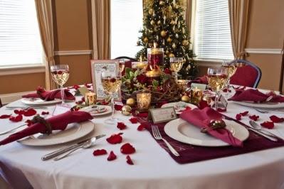 Decorar Mesa Navidad Para Cena With Decorar Mesa Navidad Para Cena