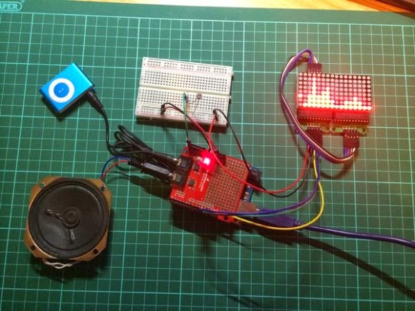 Barghaph com Arduino