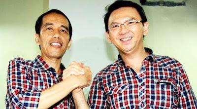 Profil dan Biodata Jokowi + Ahok Pasangan Gubernur DKI Jakarta