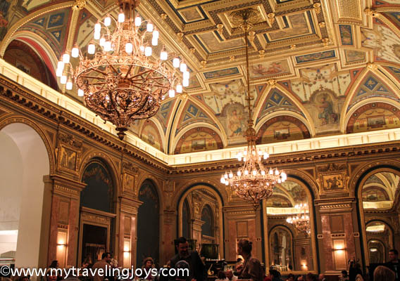 3 Coffee Houses Not To Miss In Budapest My Traveling Joys