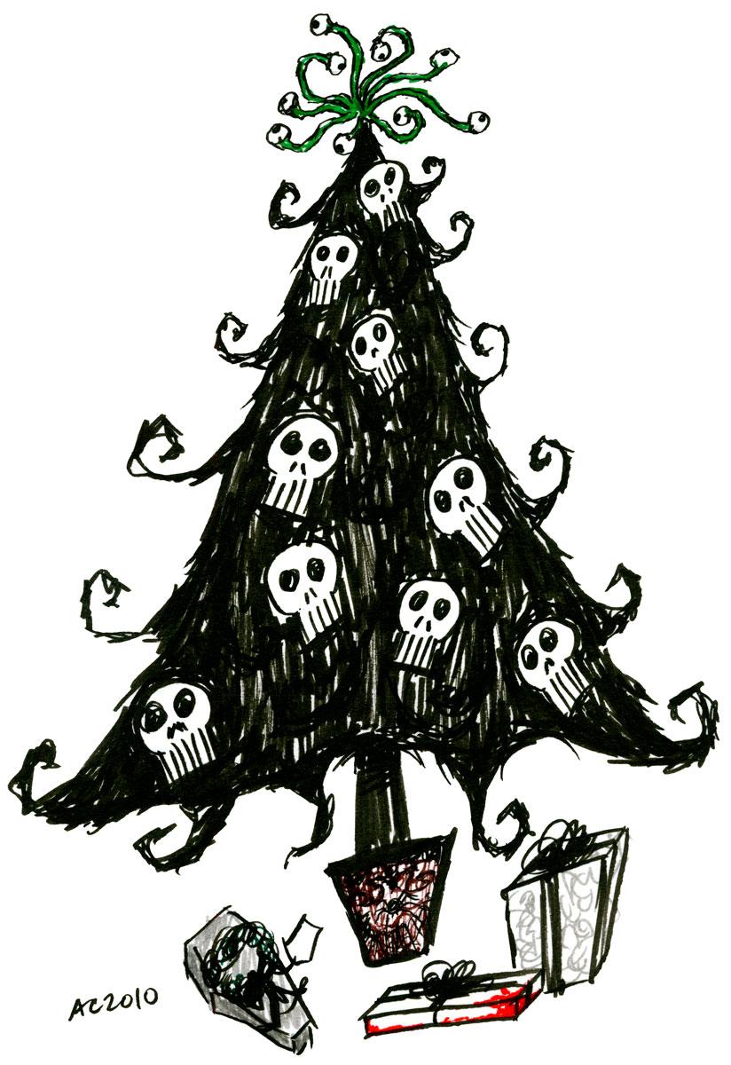 The Spooky Vegan December 2011