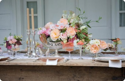 Fotos de Decoração para Jantar de Casamento