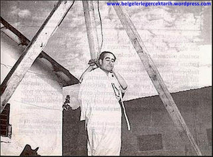 من هو الرئيس الذي تم إعدامه بتهمة اداء فريضة الح