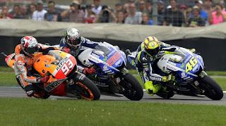 MotoGP Inggris 2015: Prediksi Akan Terjadi Yamaha Versus Yamaha? Dan Sebut Marquez Pengacau!