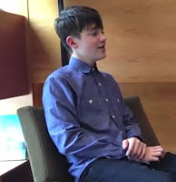 Greyson Chance Interview Truth Be Told Part 2 2013