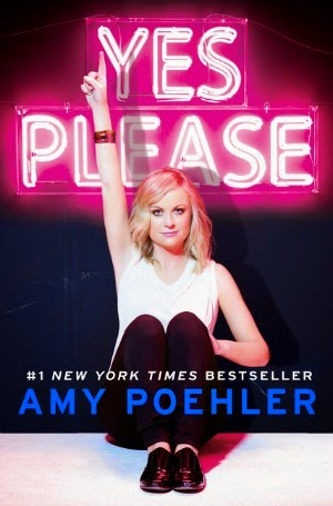 Review of Yes Please by Amy Poehler: Amy Poehler is one of the best people on the planet. She is hilarious and smart. Her book, surprisingly, is not great.