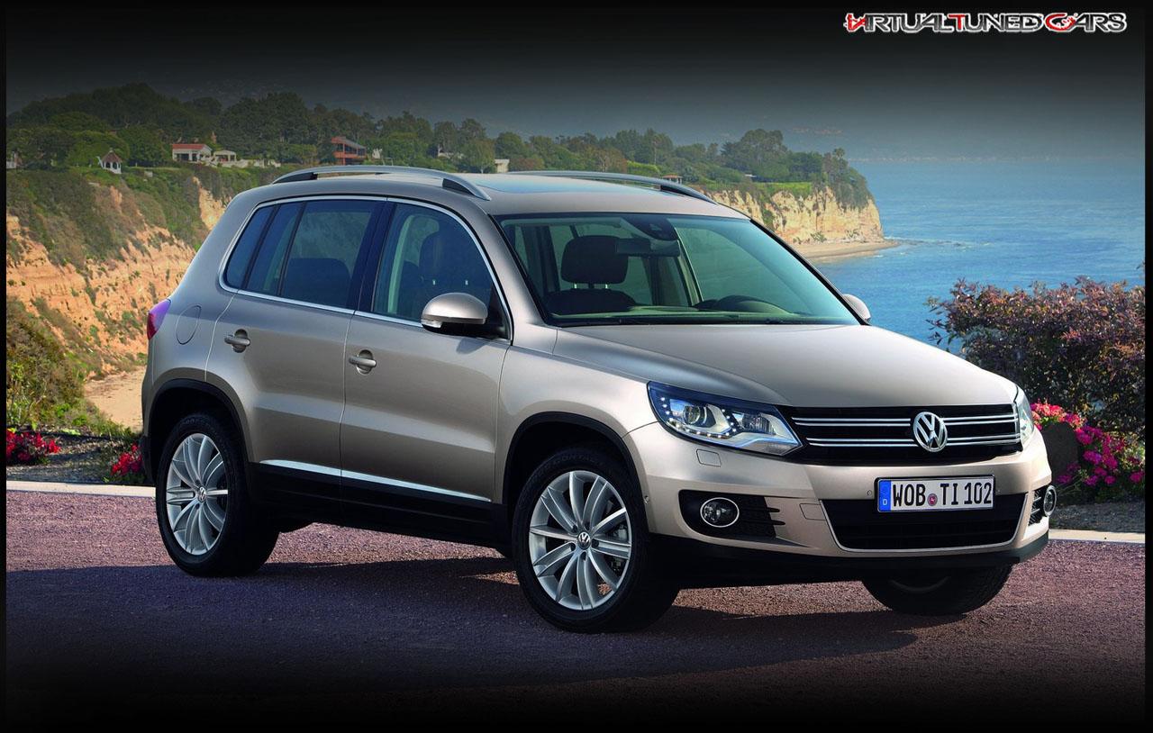 novo Volkswagen-Tiguan 2012