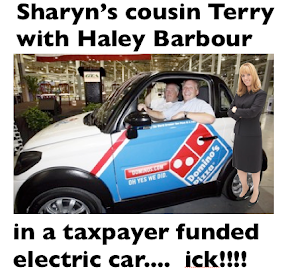 There's a Reason WHY Haley Barbour Pardoned so Many....