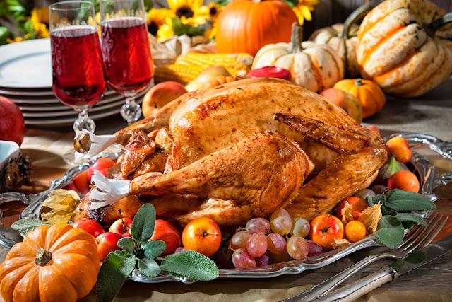 thanksgiving day e tacchini: storia del piatto principe del giorno del ringraziamento