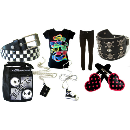 Emo Lifestyle Emo Girl Accessories