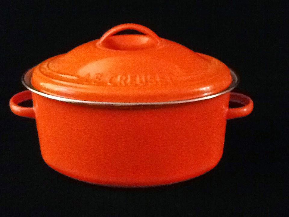 Brocante dubois st phane au1001choses cuisine objets li s cocotte le creuset - Objets les plus recherches en brocante ...