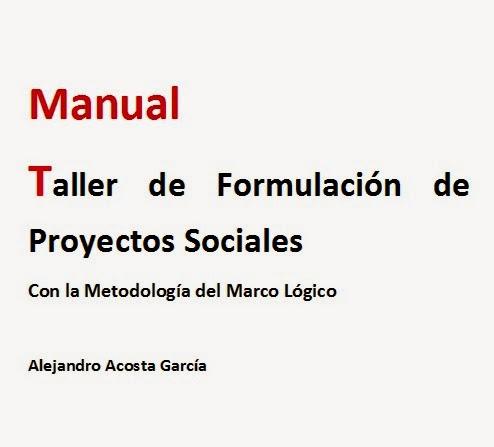 Manual de Formulación de Proyectos Sociales
