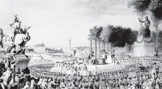 Sembilan bulan setelah eksekusi mati sang suami yang adalah raja