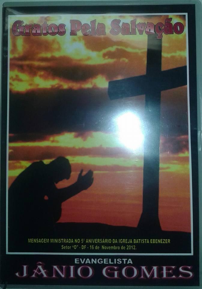Adquira ja o DVD de pregação.