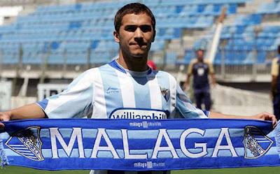Sebastian Fernandez - Malaga CF (3)