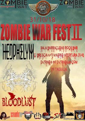 Zombie War Fest ll